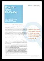 Banking Talent Landscape