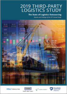 2019 3PL Study Cover