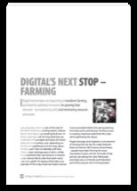 Digital's Next Stop - Farming