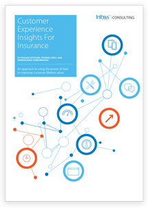 Customer Experience Insights for Insurance POV Cover