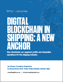 Digital Blockchain in Shipping: A New Anchor