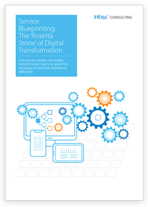 Service Blueprinting: The 'Rosetta Stone' of Digital Transformation