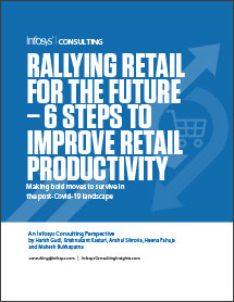 Rallying Retail for the Future - 6 Steps to Improve Retail Productivity