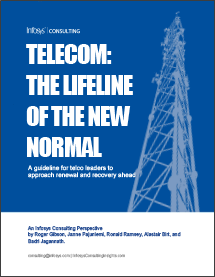 Telecom: The Lifeline of the New Normal