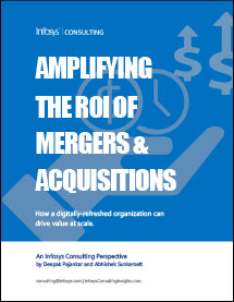 Amplifying the ROI of Mergers & Acquisitions