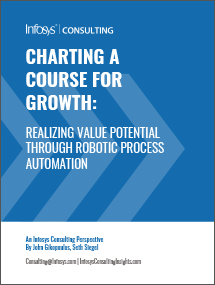 Charting a Course for Growth: Realizing Value Potential Through Robotic Process Automation