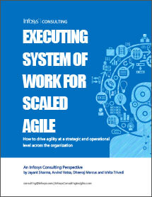 Executing System of Work for Scaled Agile