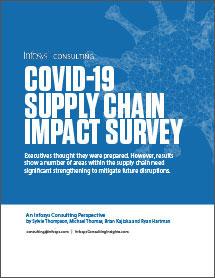 Covid-19 Supply Chain Impact Survey