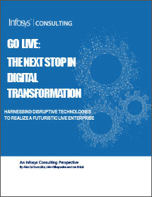 Go Live: The Next Stop in Digital Transformation