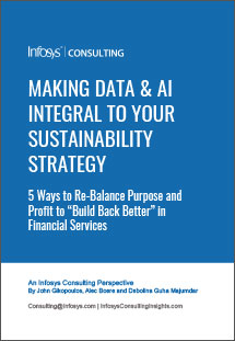 Making Data & AI Integral to Your Sustainability Strategy